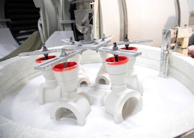 شکست انحصار 2 کشور اروپایی در فراوری موم دندان سازی و صنایع ریخته گری