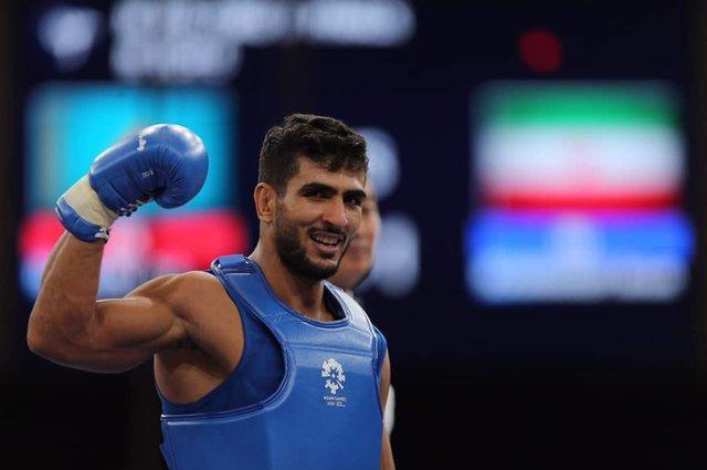 5 سانداکار ایران راهی فینال بازی های آسیایی شدند