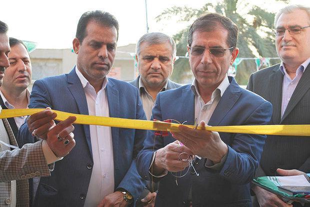 7 پروژه عمرانی در دشتی افتتاح و اجرا شد