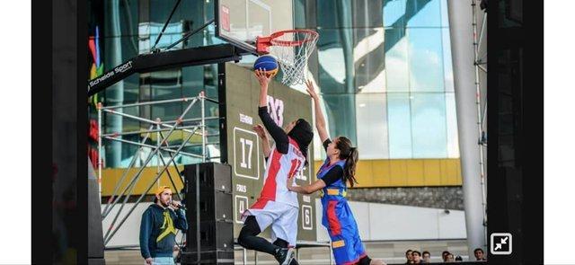 المپیک جوانان آرژانتین، تیم ملی بسکتبال دختران مقابل مجارستان مغلوب شد