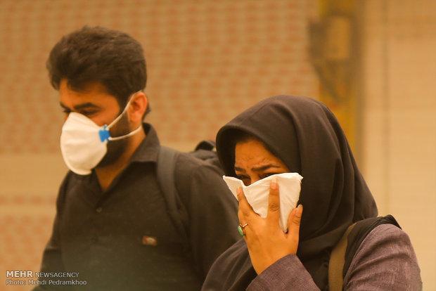 توزیع 10 هزار ماسک بین زائران در چذابه