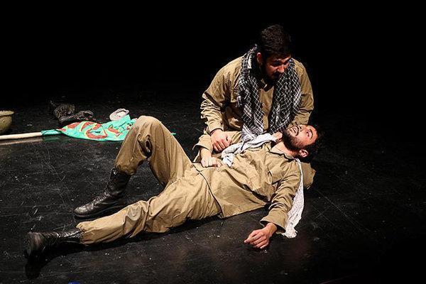 اعلام نمایش های جشنواره تئاتر مقاومت