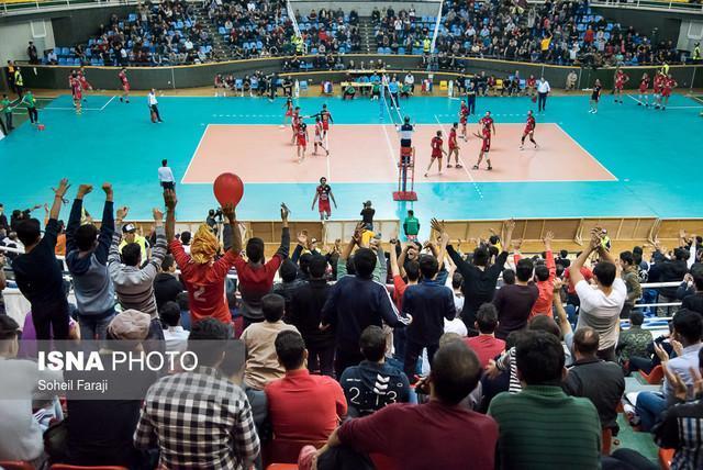 سفر نمایندگان FIVB برای آنالیز میزبانی ارومیه در لیگ ملت های والیبال