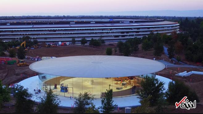 اشتغالزایی به سبک غول فناوری آمریکا ، پردیس جدید اپل از 5 تا 15 هزار نیروی انسانی استخدام می نماید