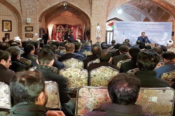 آئین بزرگداشت روز آذری های مسلمان دنیا در اردبیل برگزار گردید