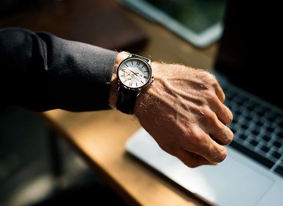 7 روش آسان برای مدیریت زمان