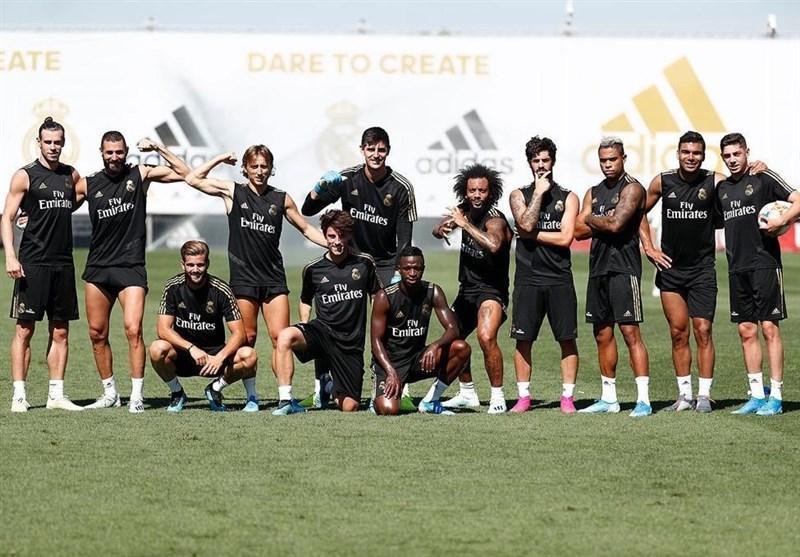 حذف نام سه بازیکن از فهرست رئال مادرید برای مصاف با وایادولید