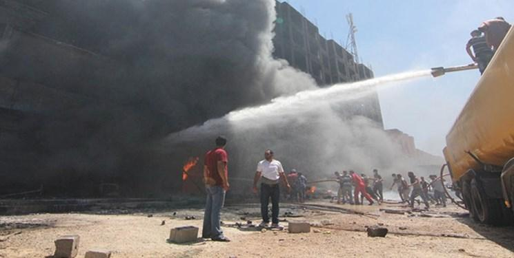 پهپاد امارات باز هم اهداف غیرنظامی در لیبی را بمباران کرد