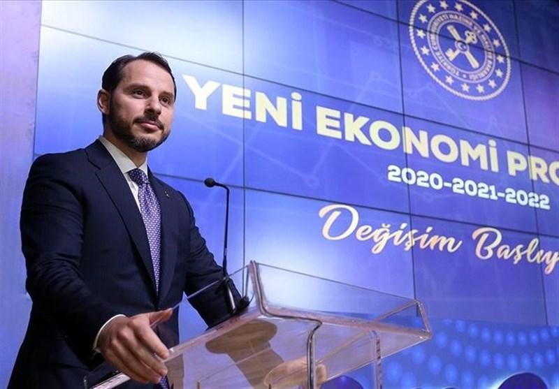 انتقاد از نقش داماد اردوغان در اقتصاد ترکیه