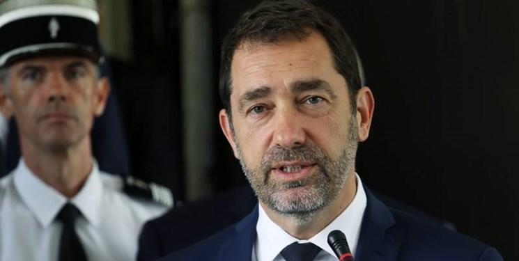 وزیر کشور فرانسه: خطر تروریسم در فرانسه بسیار زیاد است