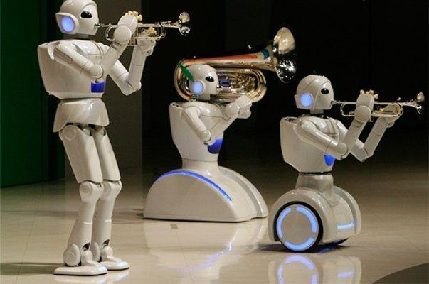 رقابتهای بین المللی رباتیک و هوش مصنوعی از فردا آغاز می شود