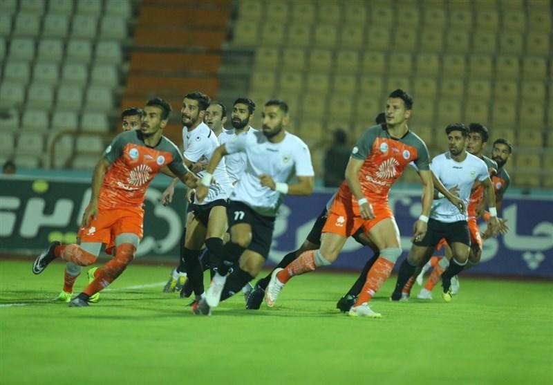 جام حذفی فوتبال، رجحان یک نیمه ای شاهین شهرداری بوشهر مقابل سایپا