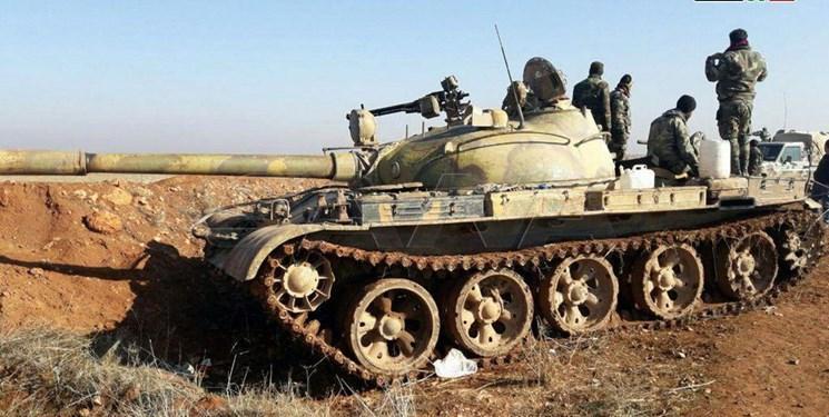 پیشروی های ارتش سوریه در ادلب ادامه دارد