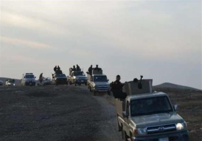 حمله هوایی آمریکا به مواضع حشد شعبی در الأنبارحشد