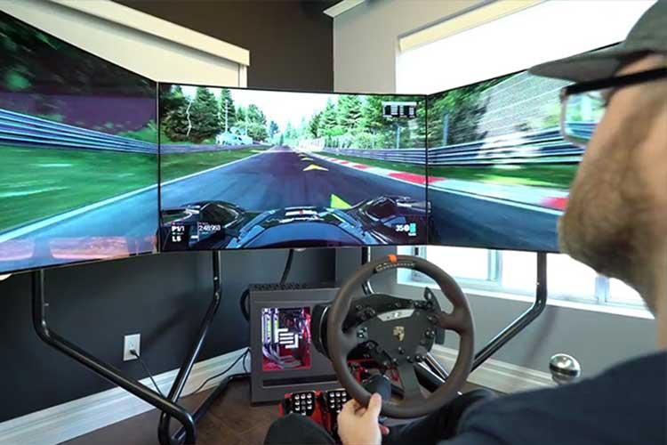 دستگاه شبیه ساز رانندگی، ایمنی ترافیکی را افزایش می دهد