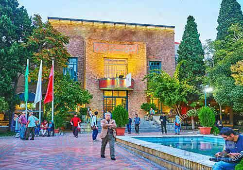 پارک هنرمندان تهران ، پاتوق من!