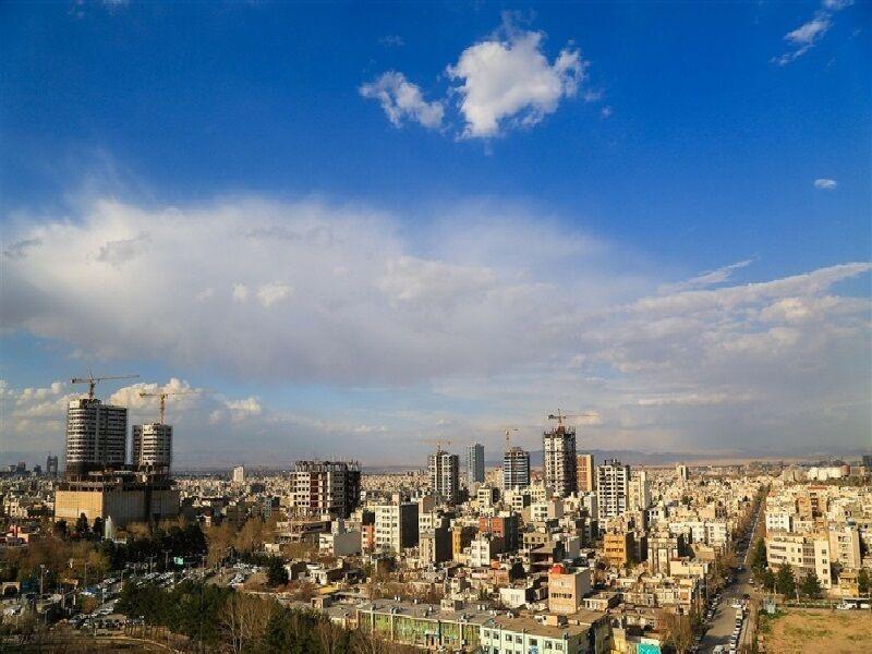 خبرنگاران کیفیت هوای کلانشهر مشهد سالم است