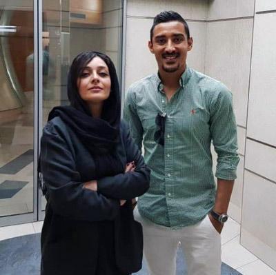 واکنش ساره بیات به خداحافظی رضا قوچان نژاد